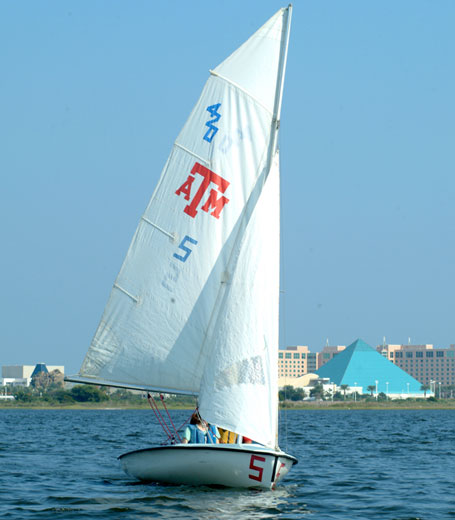 TAMUG Sailboat